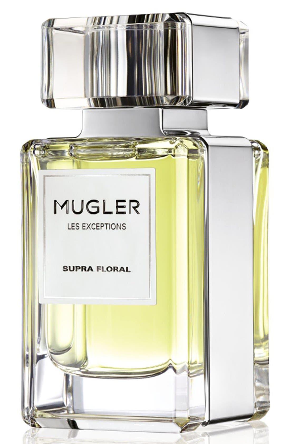 Mugler 'Les Exceptions - Supra Floral' Fragrance