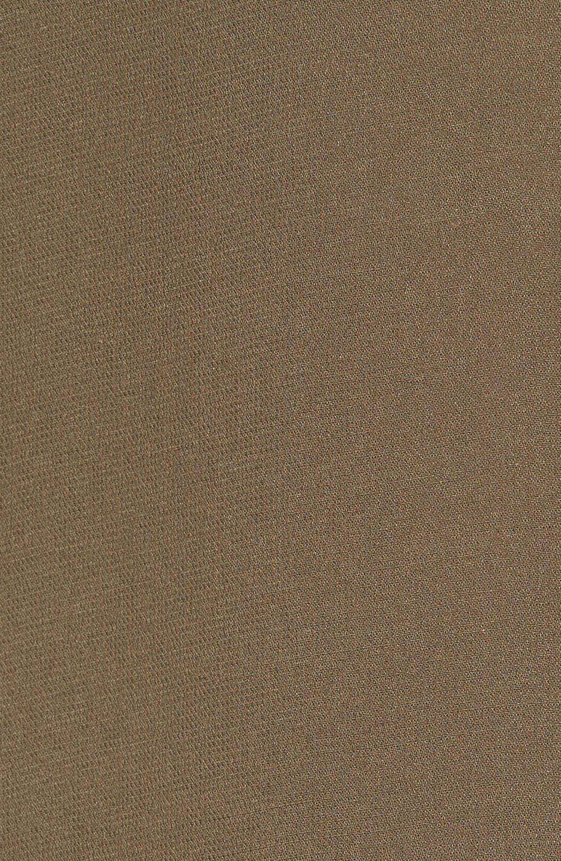 Alternate Image 4  - Leith Long Drapey Tunic