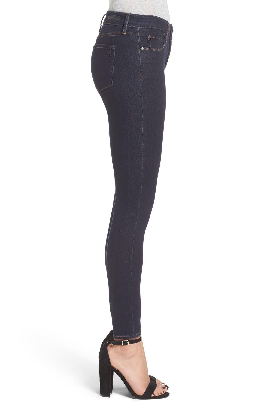 Alternate Image 4  - Articles of Society 'Sarah' Skinny Jeans (Melrose)