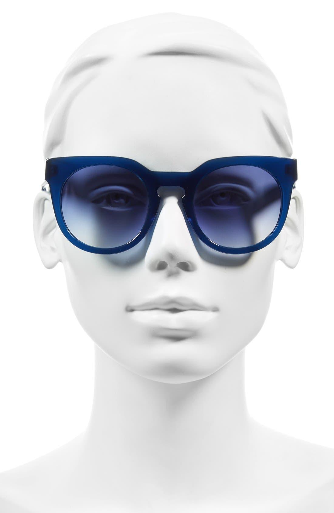 Alternate Image 2  - Derek Lam 'Stella' 51mm Round Sunglasses