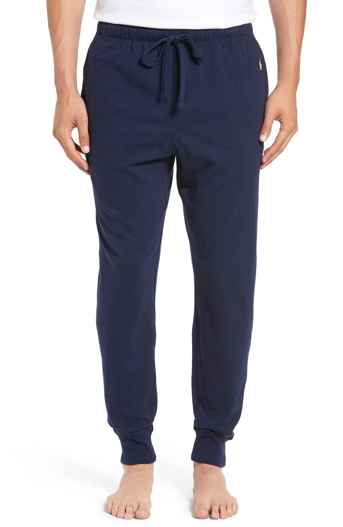 Alternate Image 1 Selected - Polo Ralph Lauren Relaxed Fit Jogger Pants