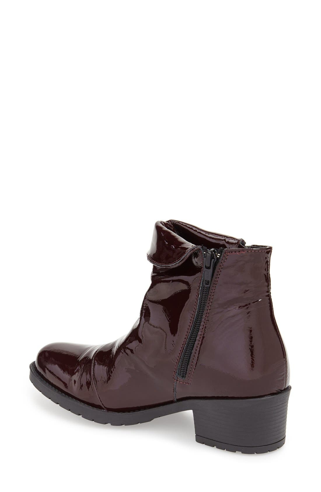 Alternate Image 2  - Bos. & Co. 'Borano' Slouchy Waterproof Bootie (Women)