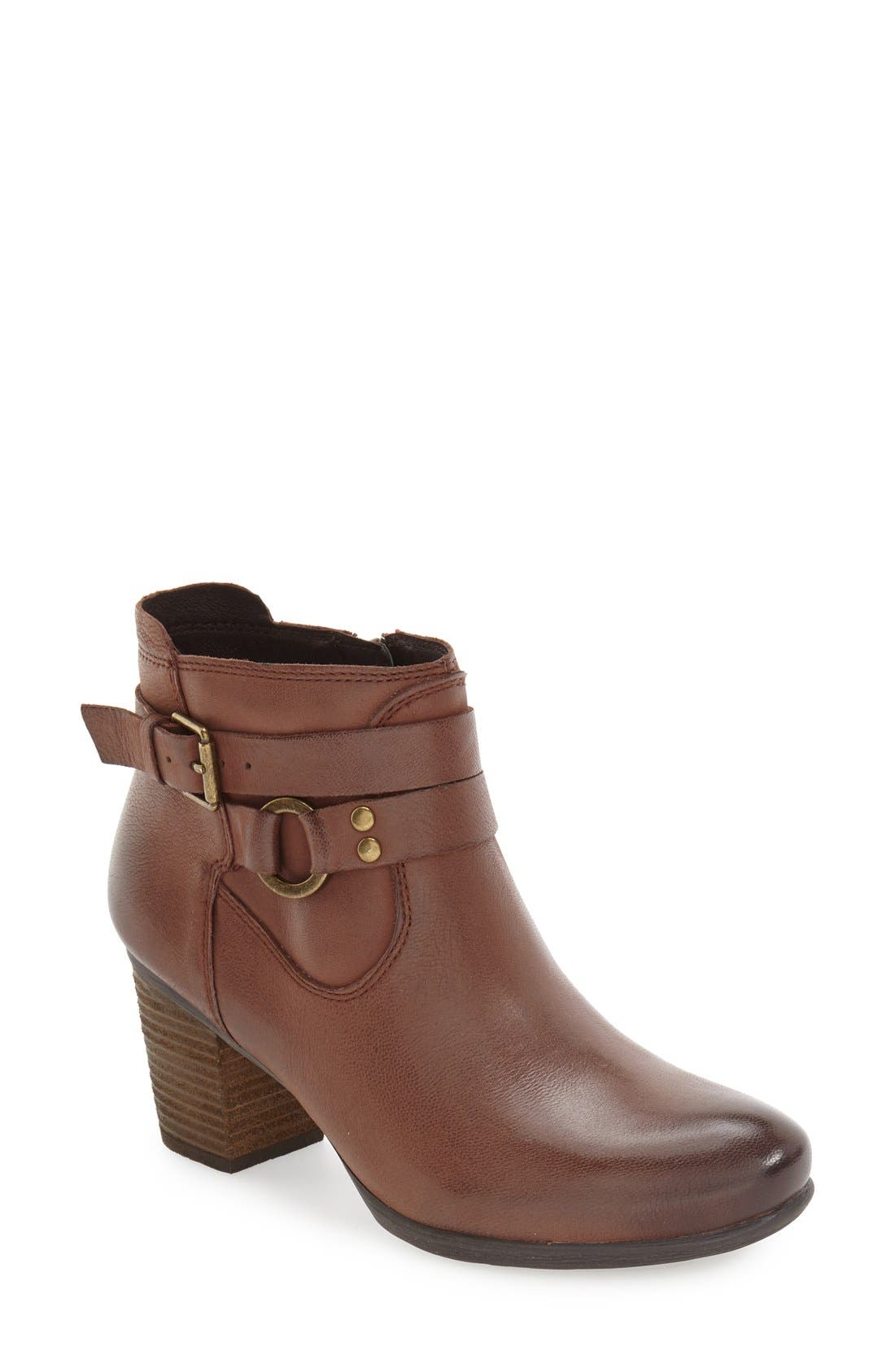 Alternate Image 1 Selected - Josef Seibel 'Britney 50' Ankle Strap Bootie (Women)