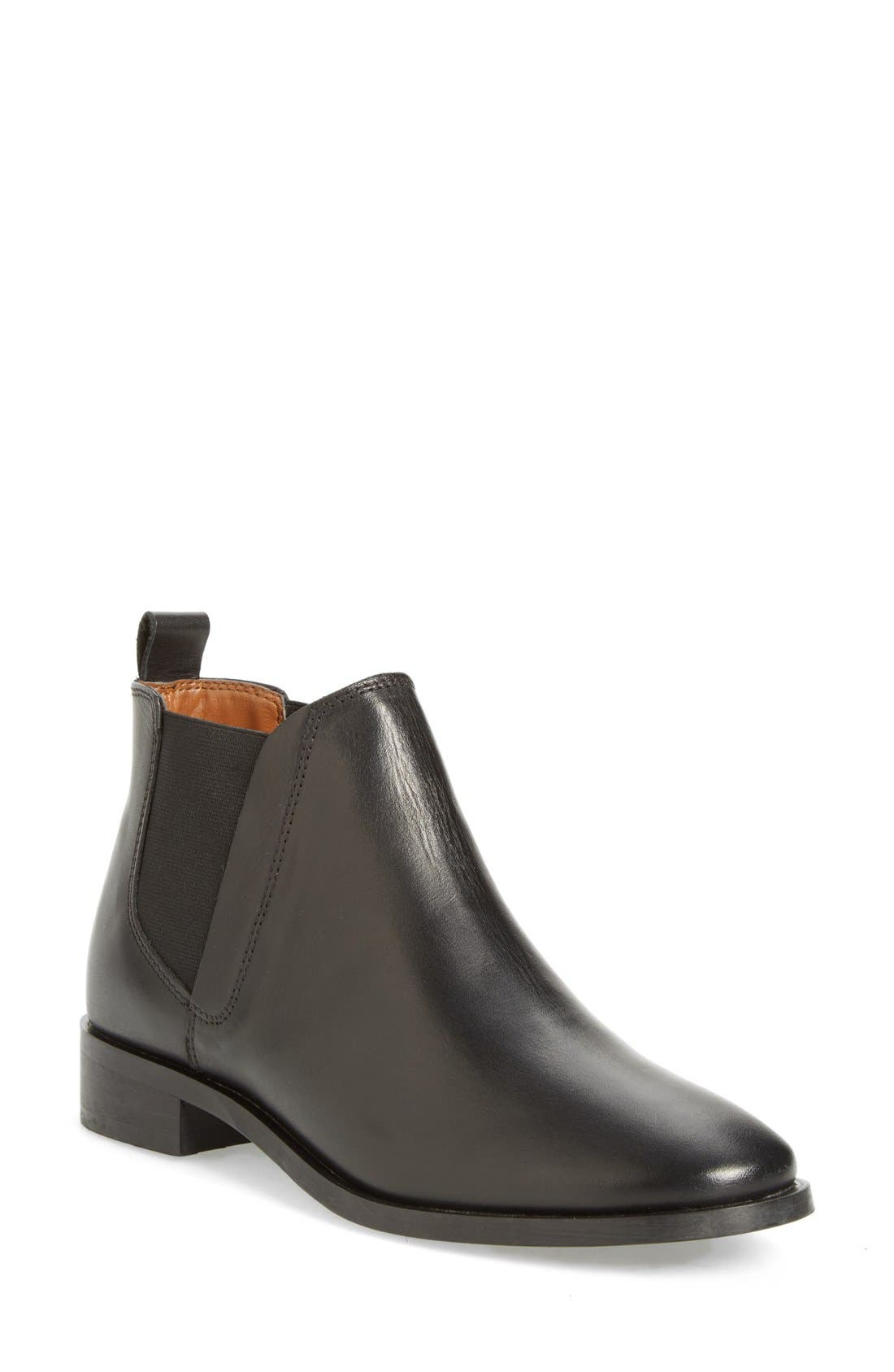 Alternate Image 1 Selected - Topshop 'Kaiser' Chelsea Boot (Women)