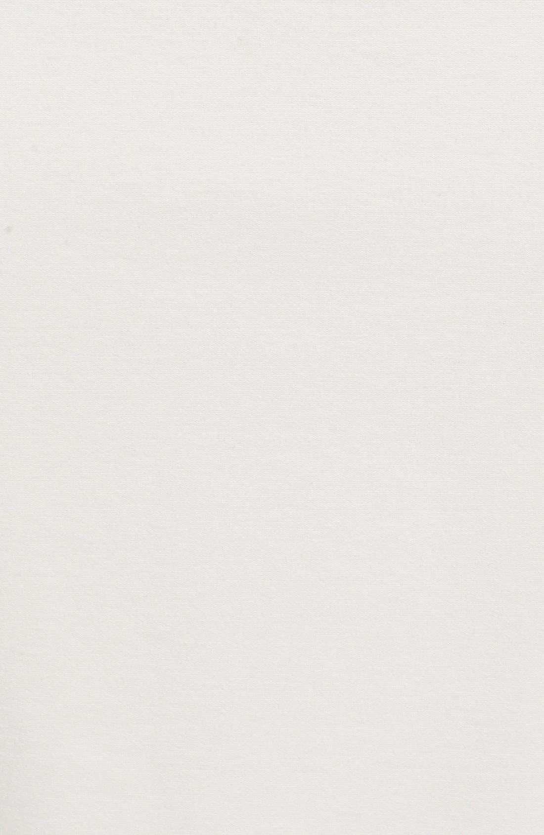 Alternate Image 6  - Vince Camuto Ponte Midi Skirt (Regular & Petite)