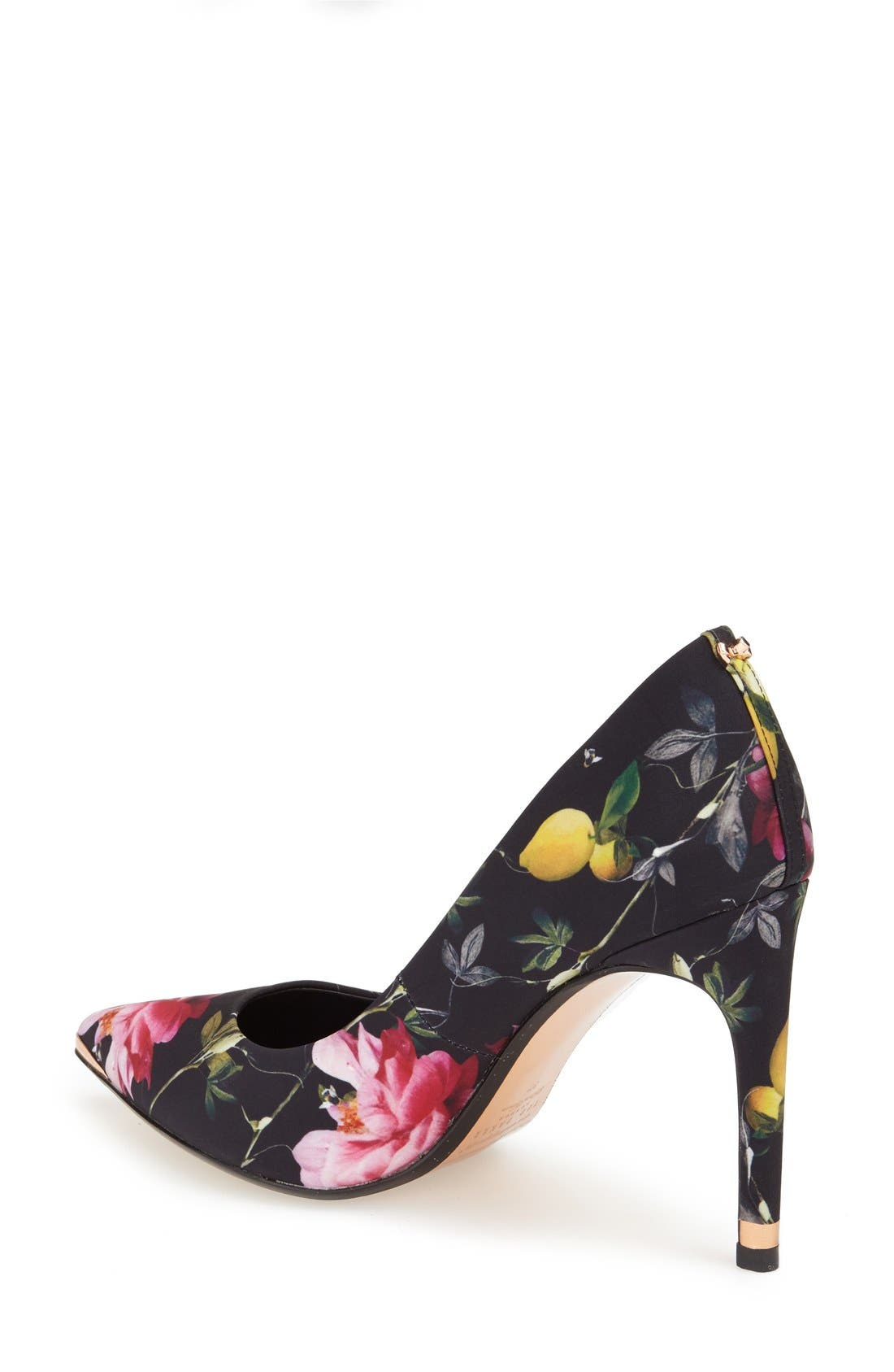 Alternate Image 2  - Ted Baker London 'Neevo' Pointy Toe Pump (Women)