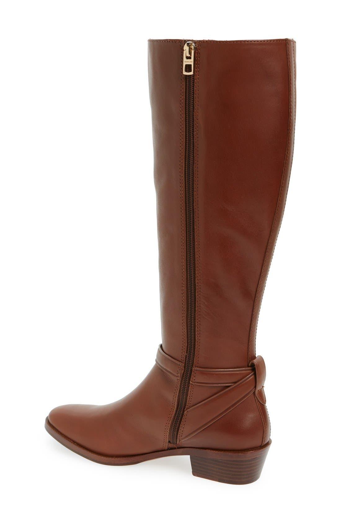 Alternate Image 2  - COACH 'Caroline' Tall Boot (Women)