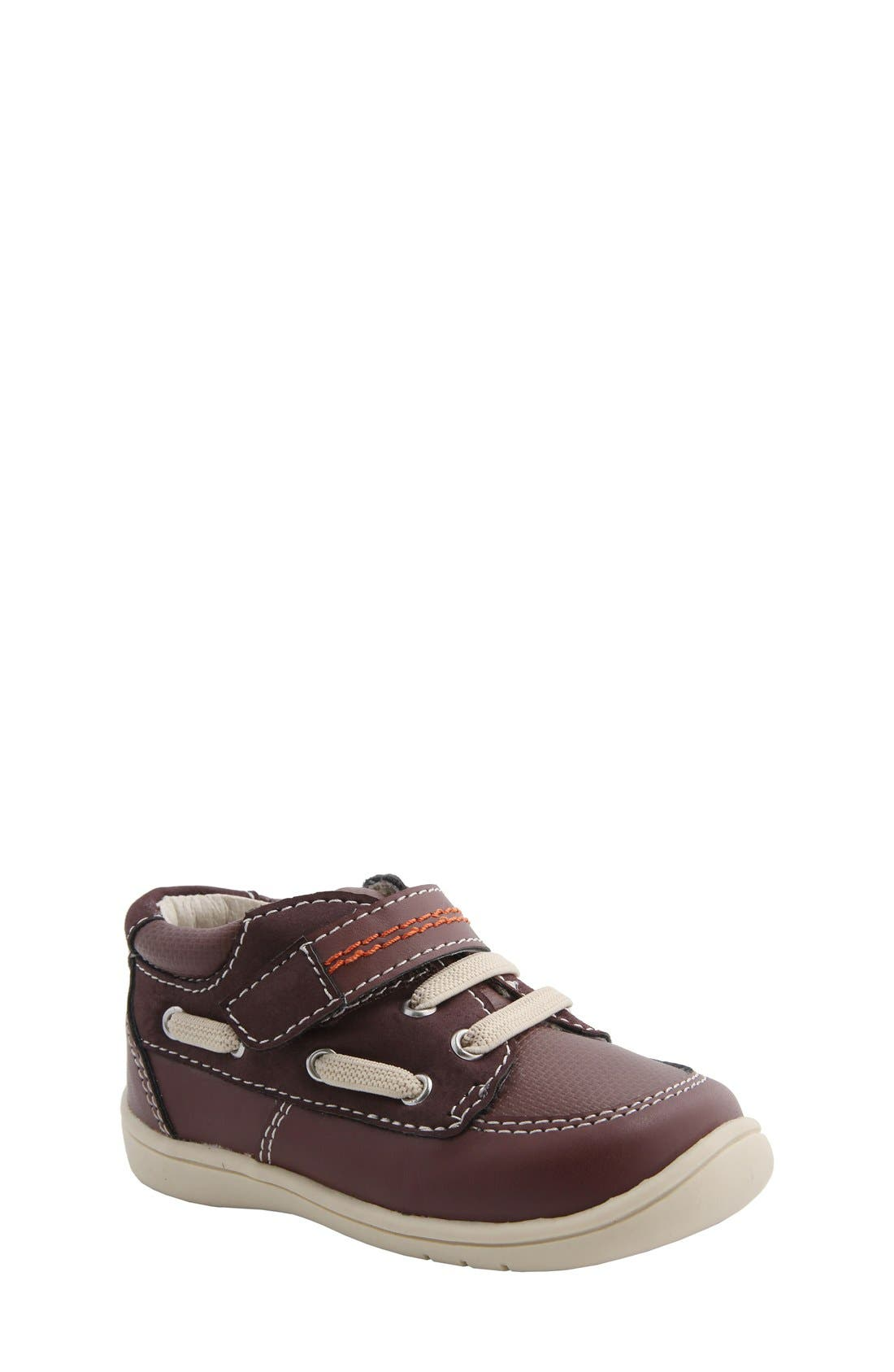 Nina 'Blur' Sneaker (Baby & Walker)