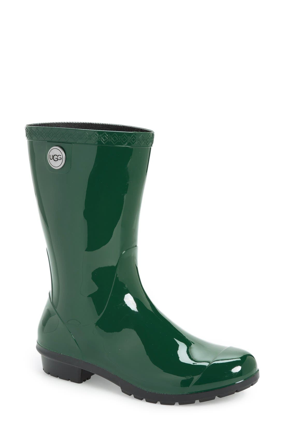 UGG® 'Sienna' Rain Boot (Women)