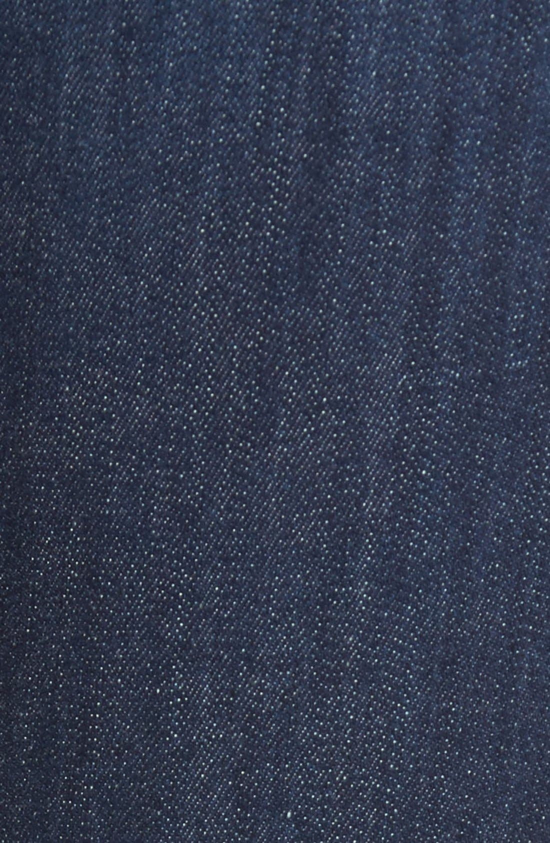 Alternate Image 5  - KUT from the Kloth 'Stevie' Stretch Straight Leg Jeans (Admiration)