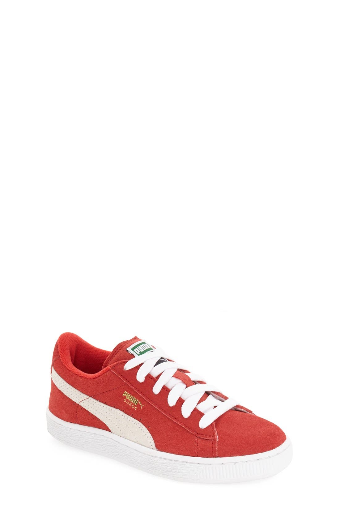 PUMA Suede Sneaker (Toddler, Little Kid & Big Kid)
