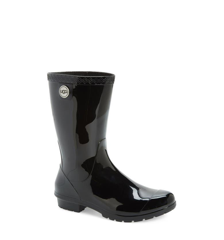 2cf3e93f765 Sienna Rain Boots in Black