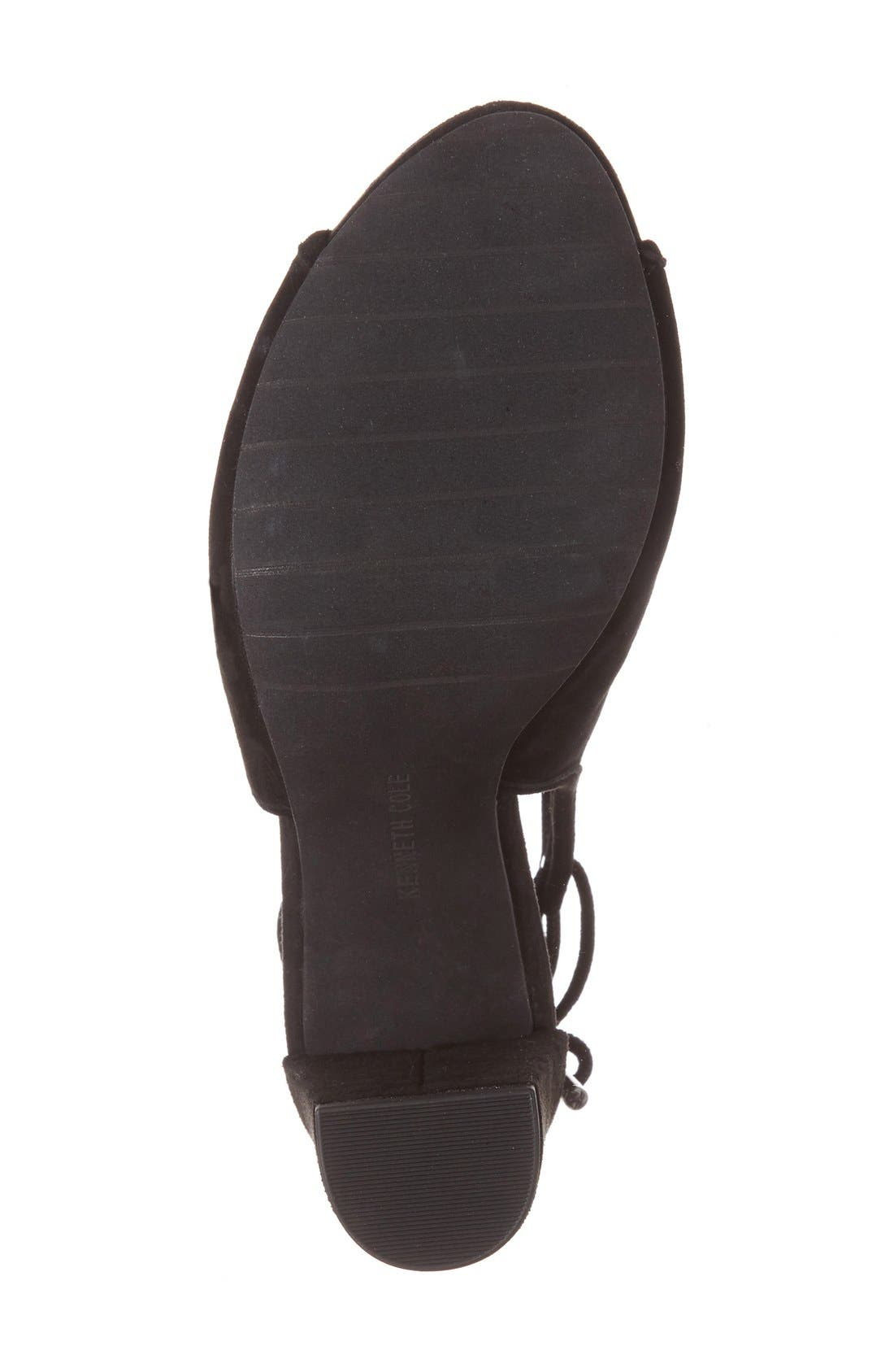Alternate Image 4  - Kenneth Cole New York Darla Block Heel Sandal (Women)