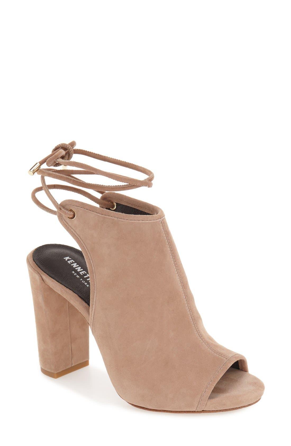 Alternate Image 1 Selected - Kenneth Cole New York Darla Block Heel Sandal (Women)