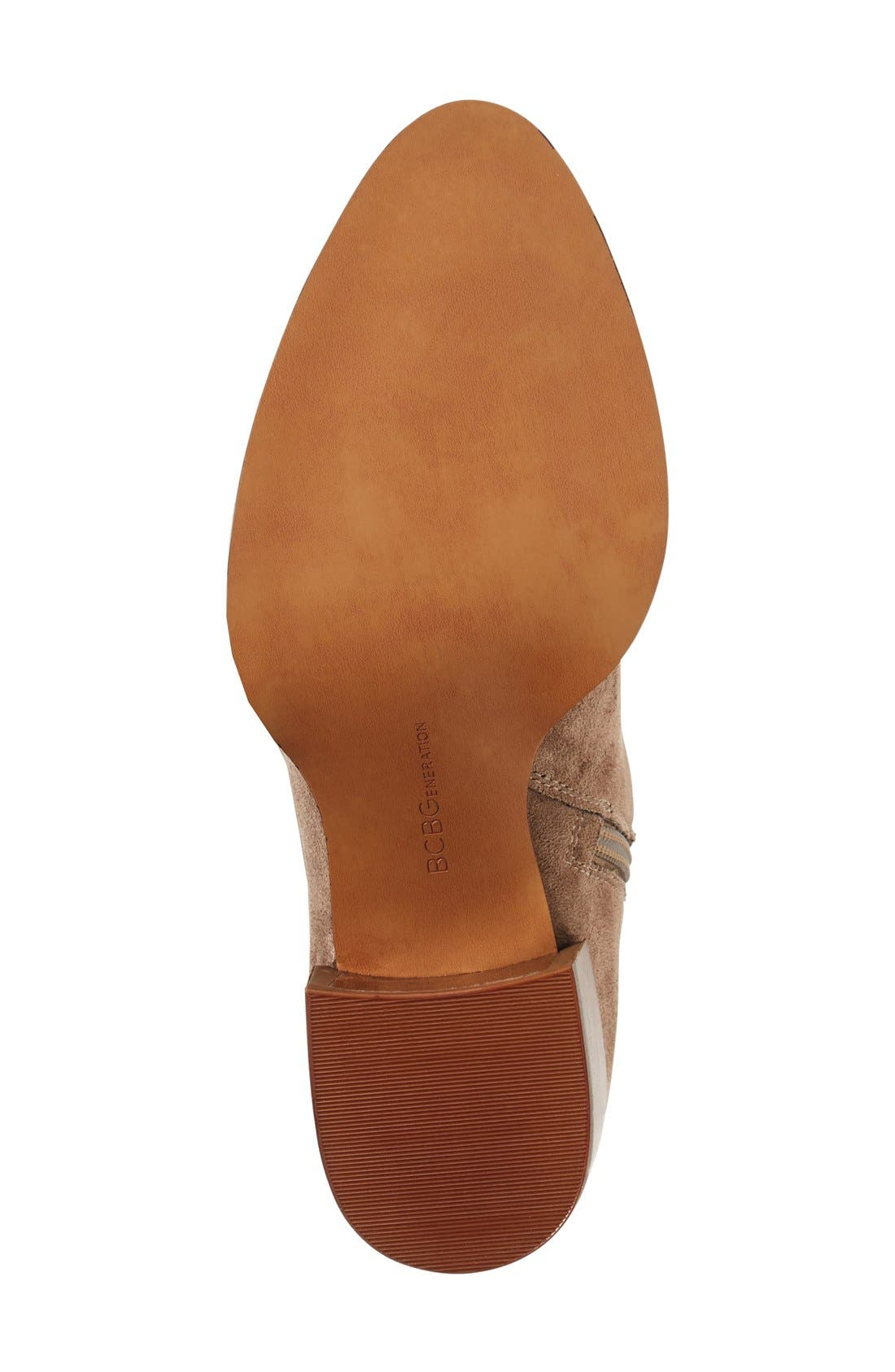 Alternate Image 4  - BCBGeneration 'Sawyar' Over the Knee Boot (Women)