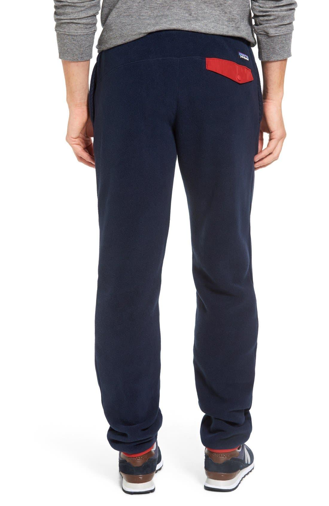 Alternate Image 2  - Patagonia Synchilla® Fleece Pants
