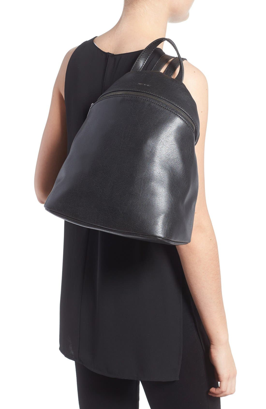 Alternate Image 2  - Matt & Nat 'Aries' Faux Leather Backpack