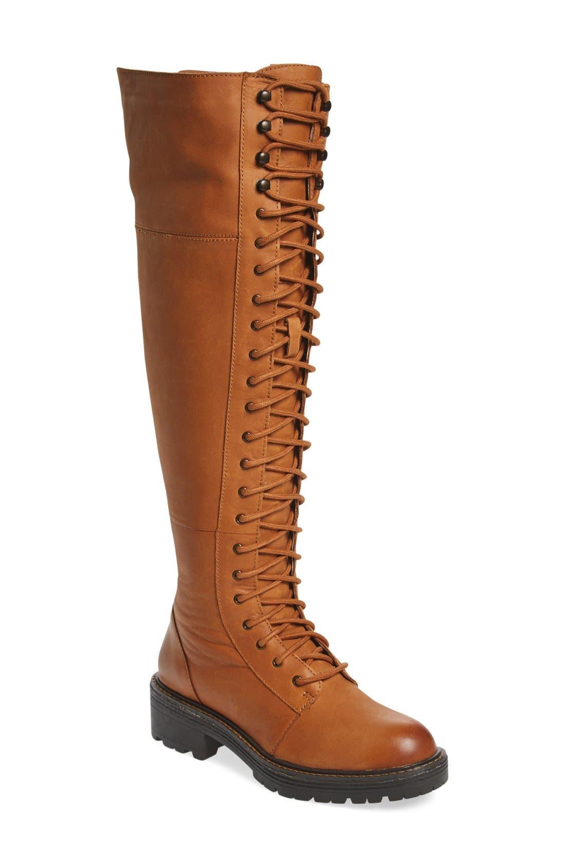 Main Image - Kelsi Dagger Brooklyn 'Malcom' Over the Knee Boot (Women)