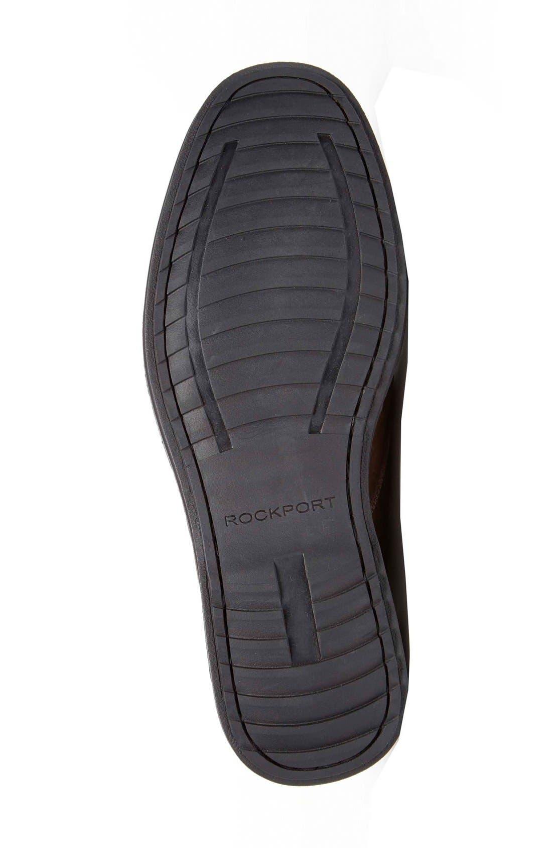 Alternate Image 5  - Rockport 'Premium Class' Plain Toe Derby (Men)