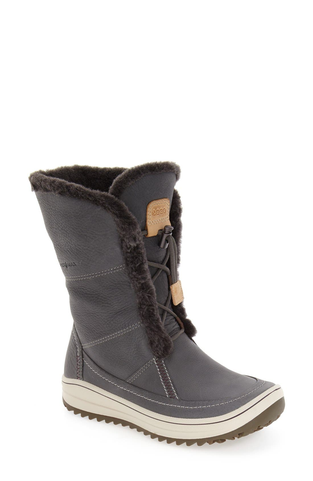 ecco snow boots womens