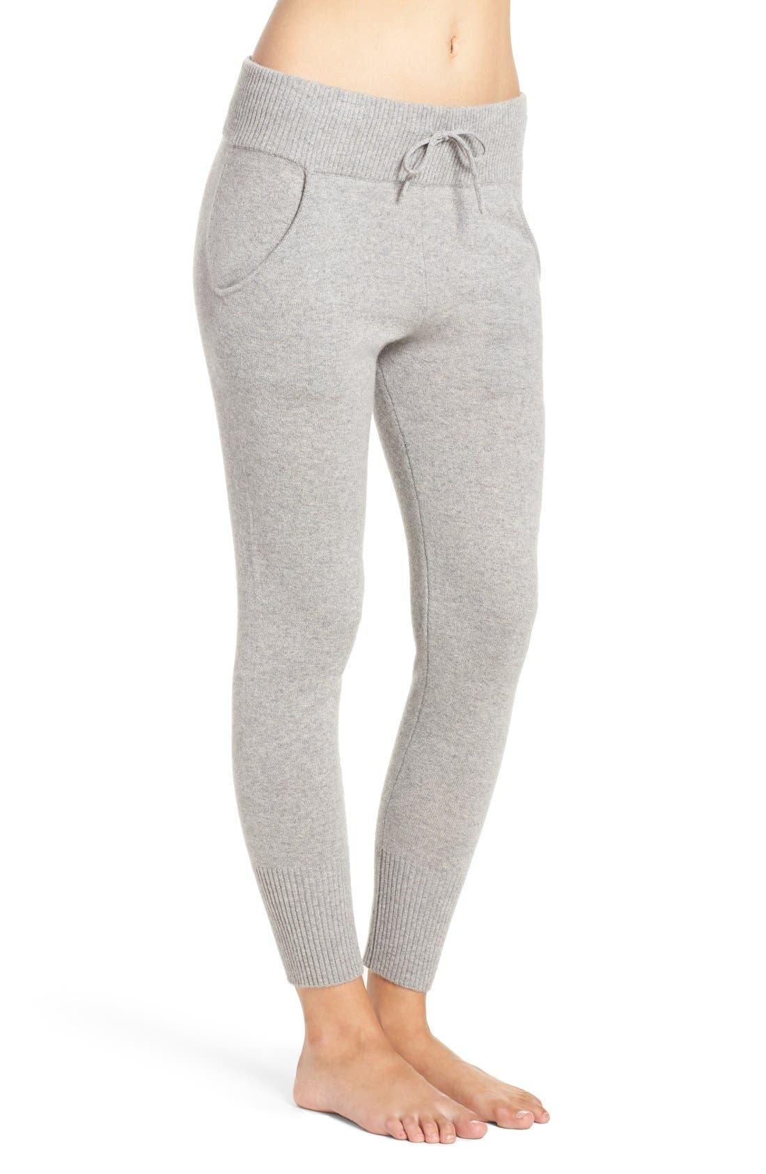 Alternate Image 4  - UGG® 'Helen' Cashmere Jogger Pants