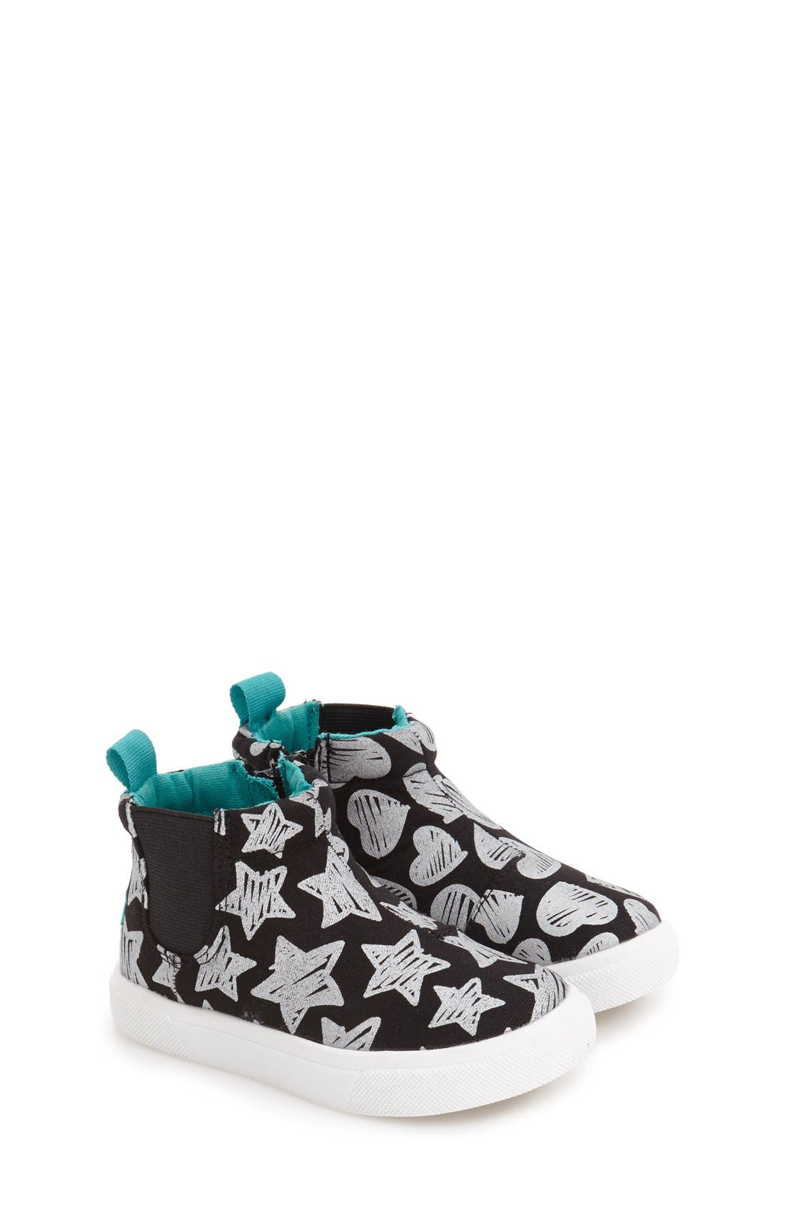 CHOOZE 'Rocket' High Top Sneaker (Toddler, Little Kid & Big Kid)