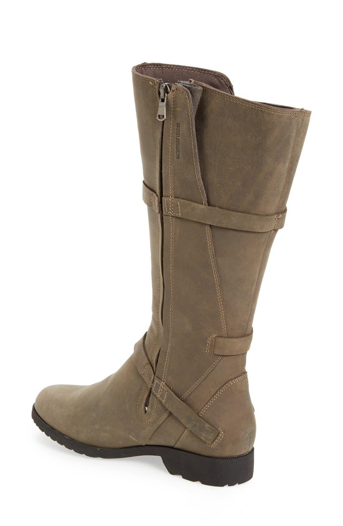 Alternate Image 2  - Teva 'De La Vina' Waterproof Riding Boot (Women)