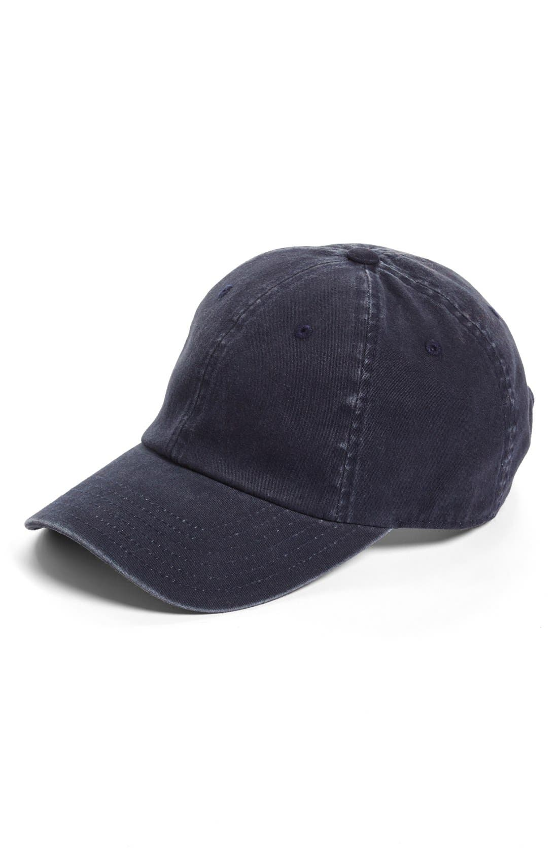 Alternate Image 1 Selected - American Needle Washed Baseball Cap
