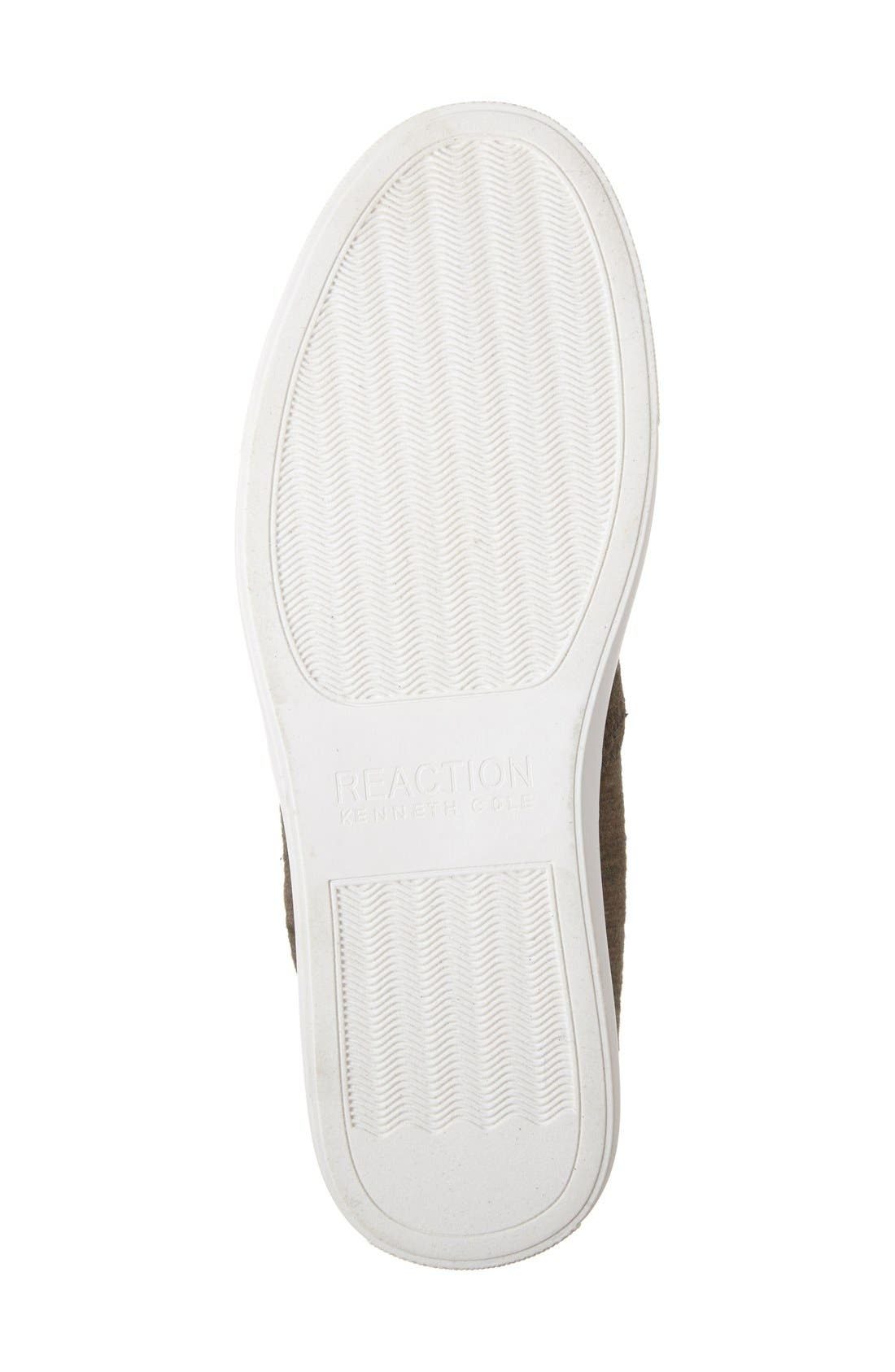 Alternate Image 4  - Reaction Kenneth Cole 'Kam-Ping' High Top Sneaker (Women)