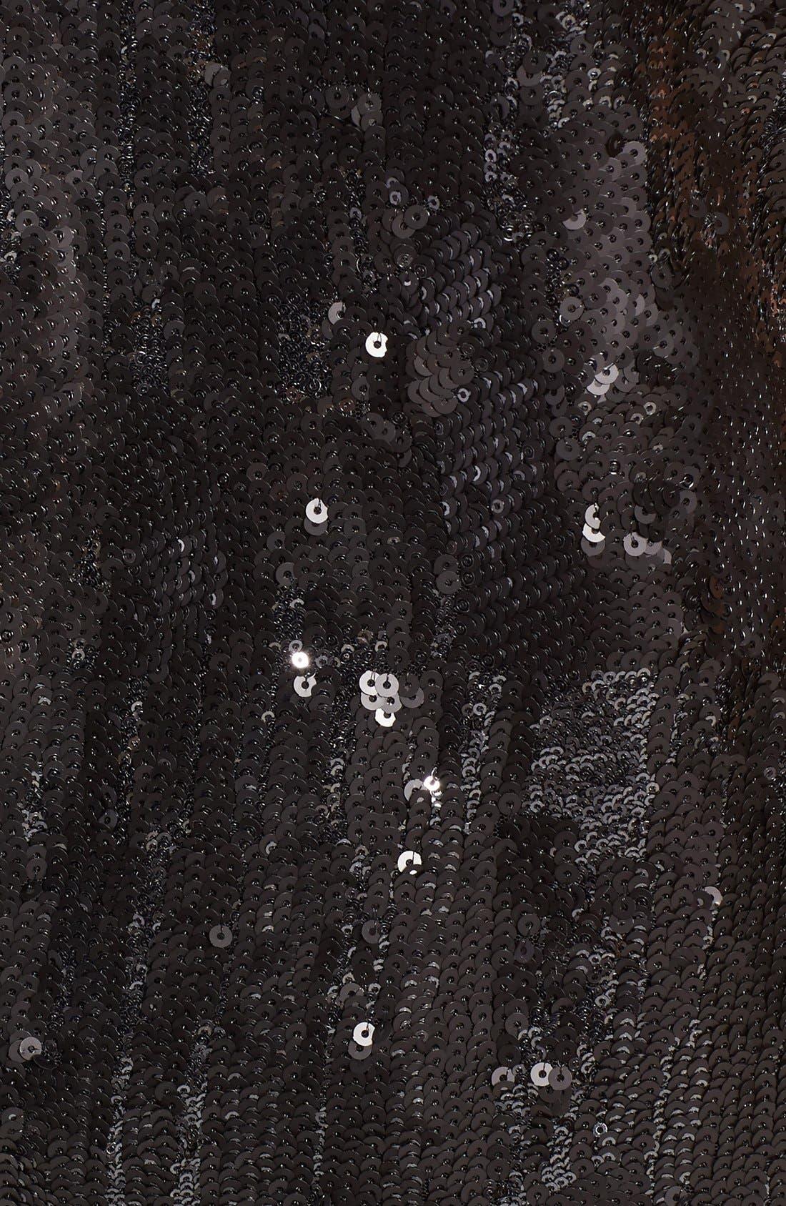 Alternate Image 5  - Trouvé Sequin Top