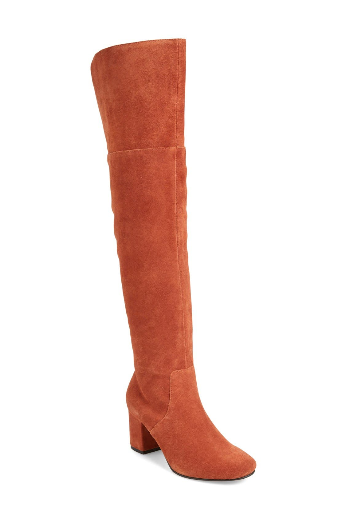 Alternate Image 1 Selected - Sole Society Leandra Over the Knee Boot (Women)