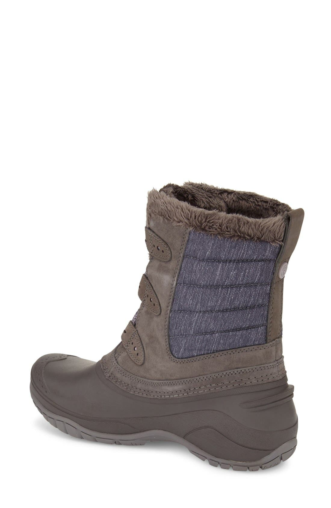 Alternate Image 2  - The North Face Shellista II Waterproof Boot (Women)