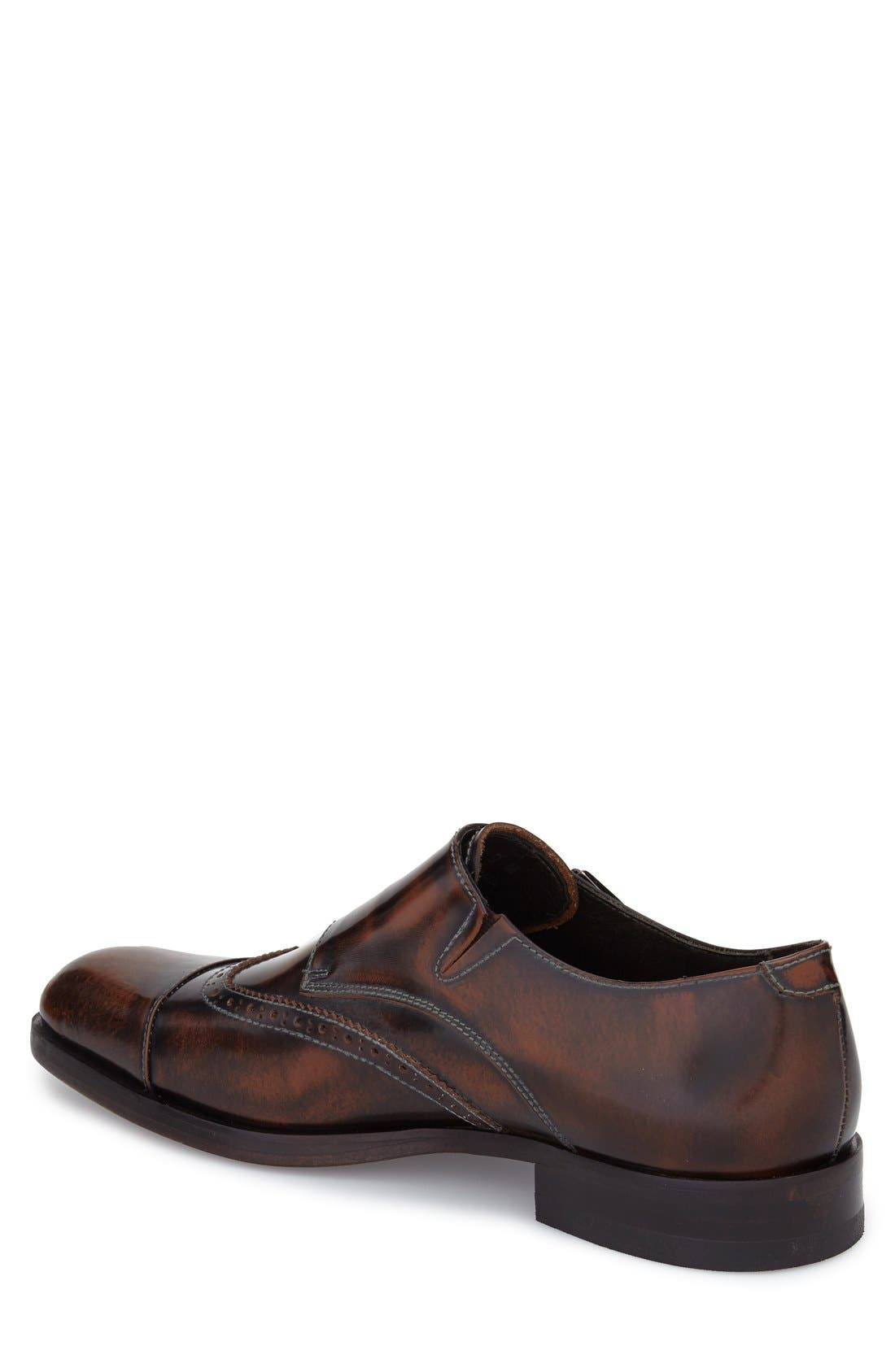 Alternate Image 2  - Donald J Pliner 'Ziggy' Double Monk Strap Shoe (Men)