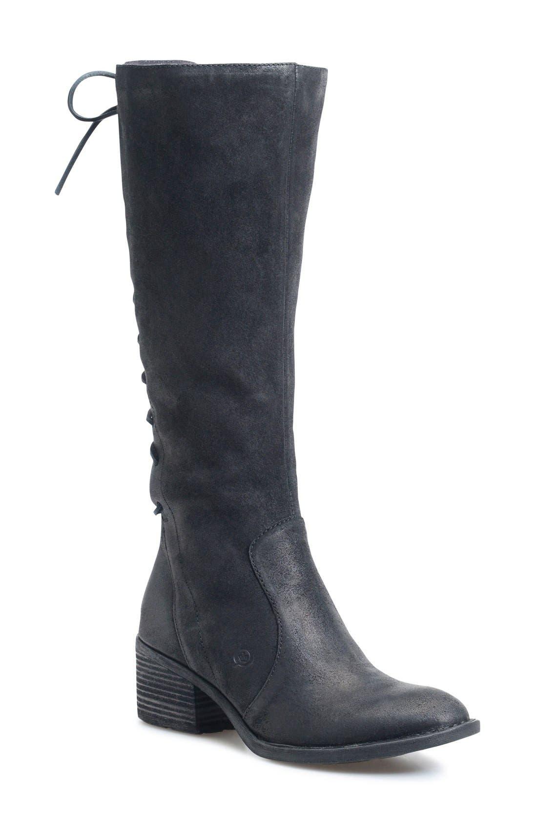 Børn Azurite Knee High Boot (Women)