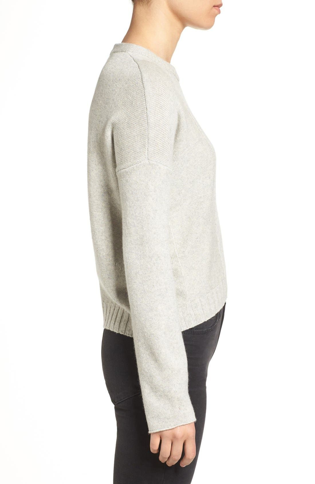 Alternate Image 3  - Rails Joanna Wool & Cashmere Sweater