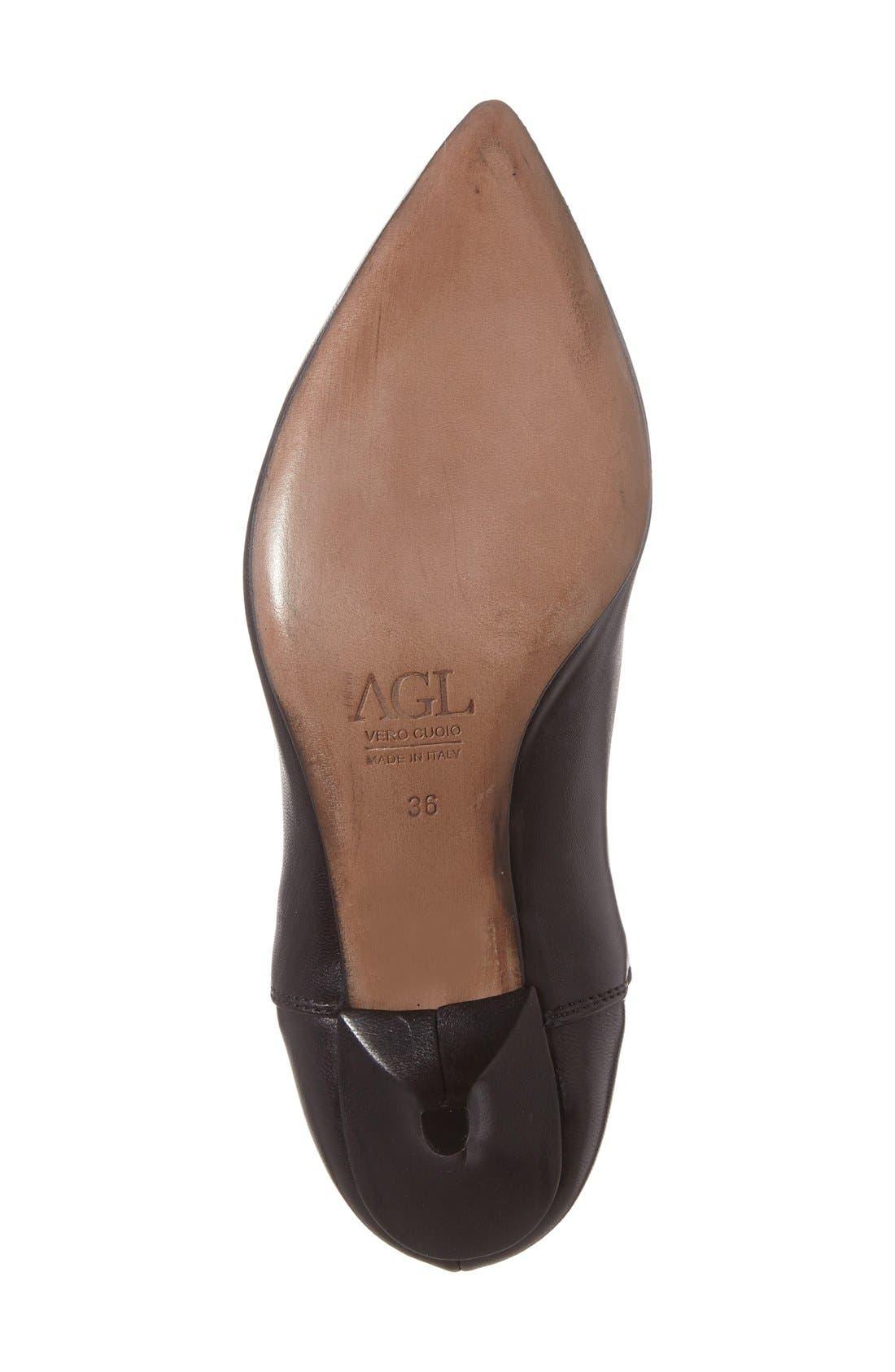 Alternate Image 4  - AGL Kitten Heel Bootie (Women)