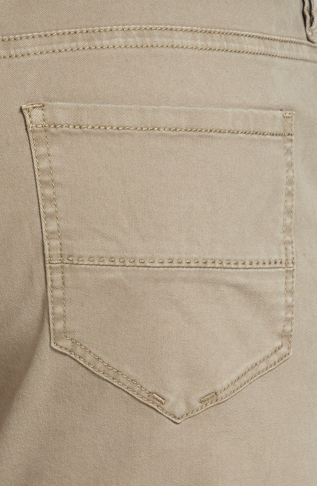Alternate Image 4  - Tommy Bahama 'Santiago' Washed Twill Pants