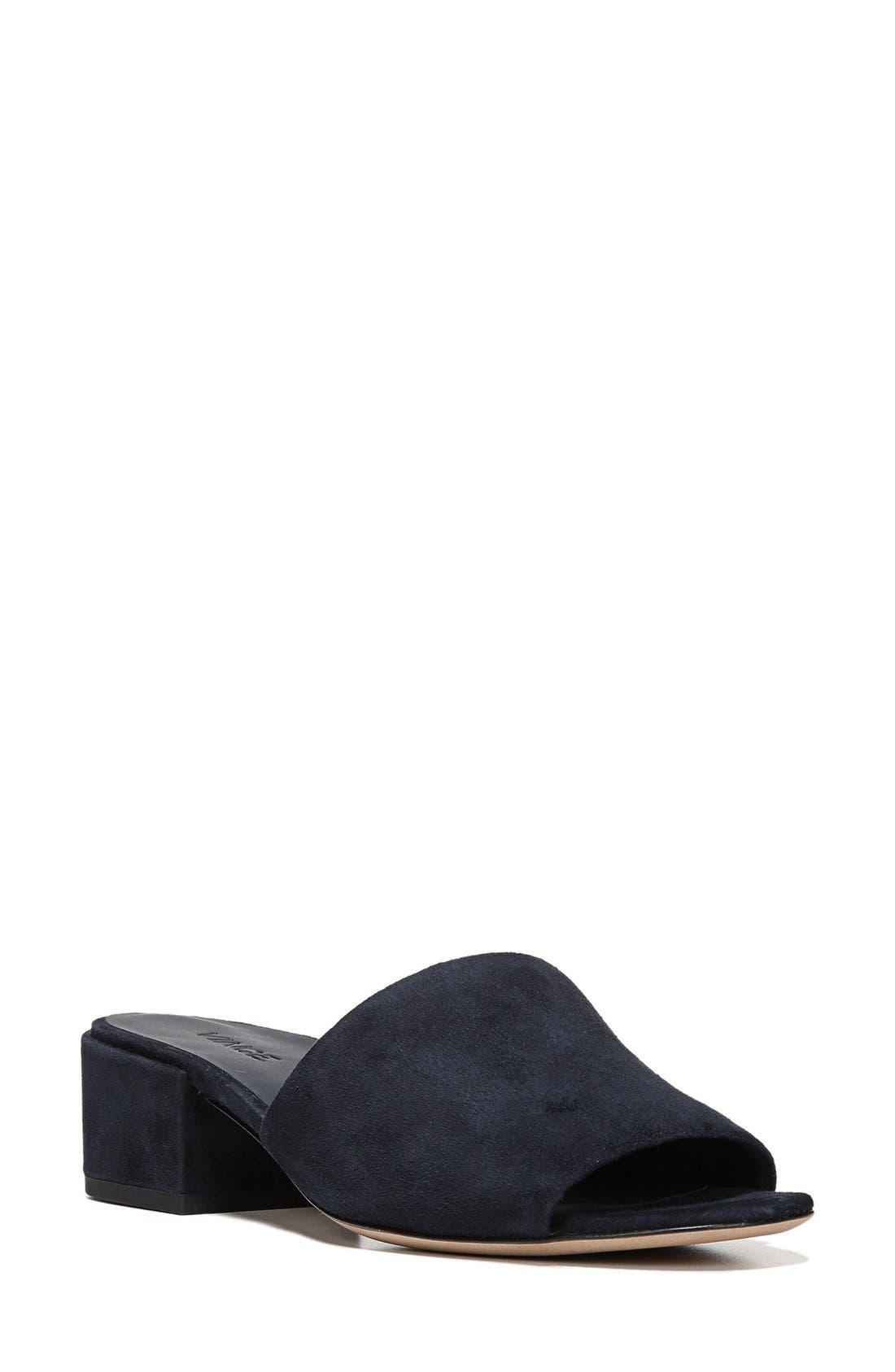 Alternate Image 1 Selected - Vince Rachelle Slide Sandal (Women)