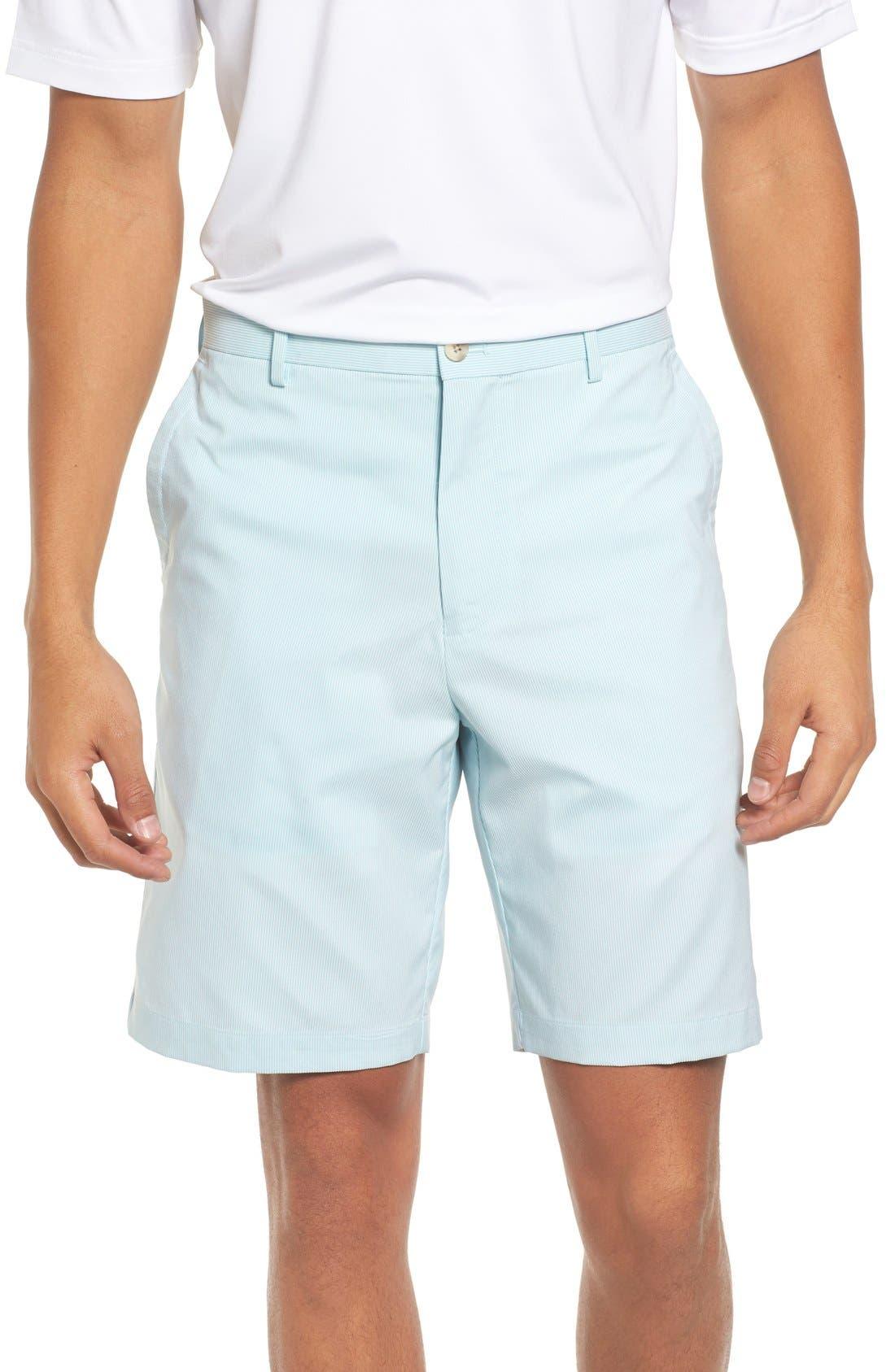 PETER MILLAR Performance Corduroy Shorts