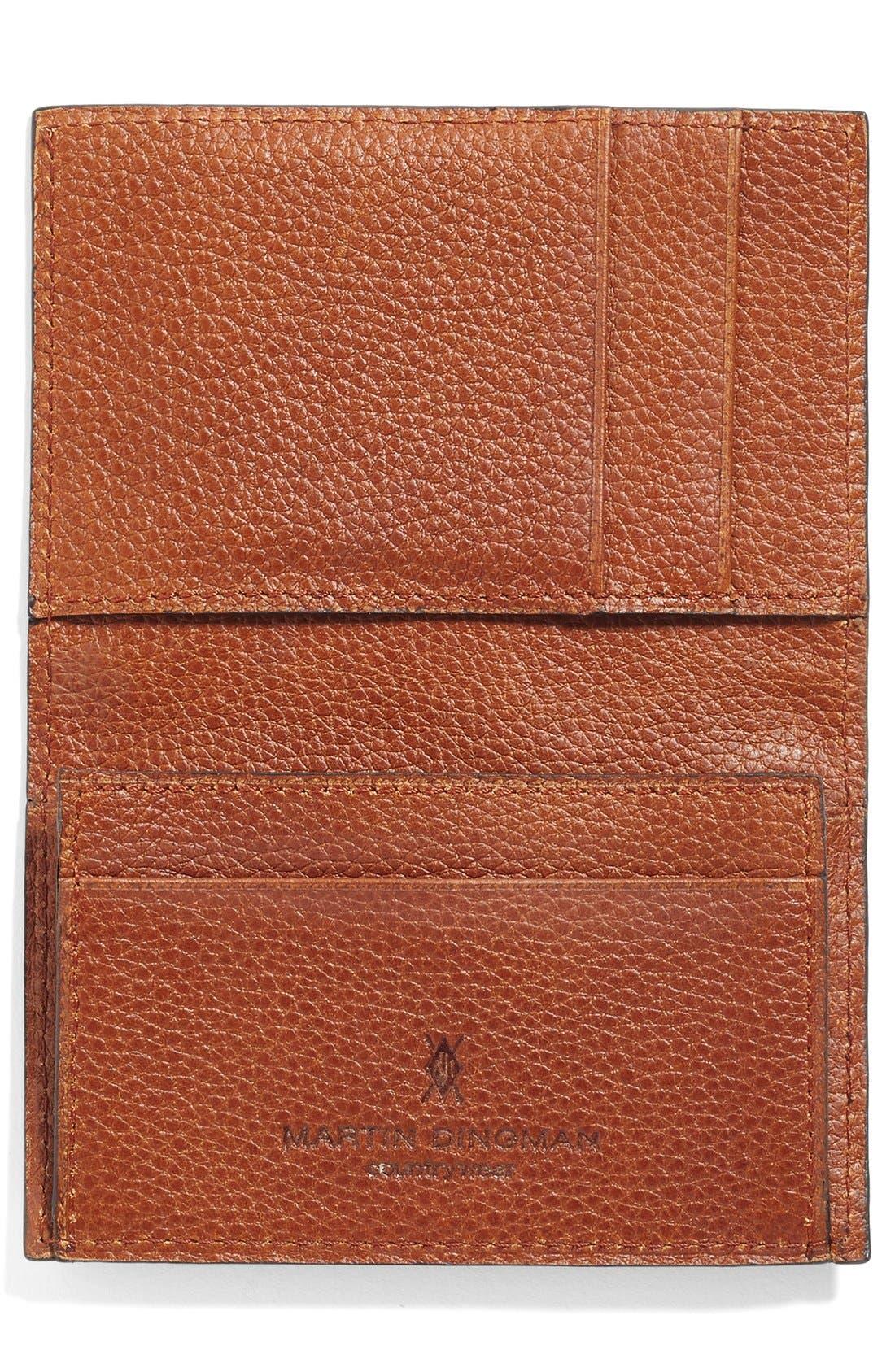 Alternate Image 2  - Martin Dingman Leather Card Case