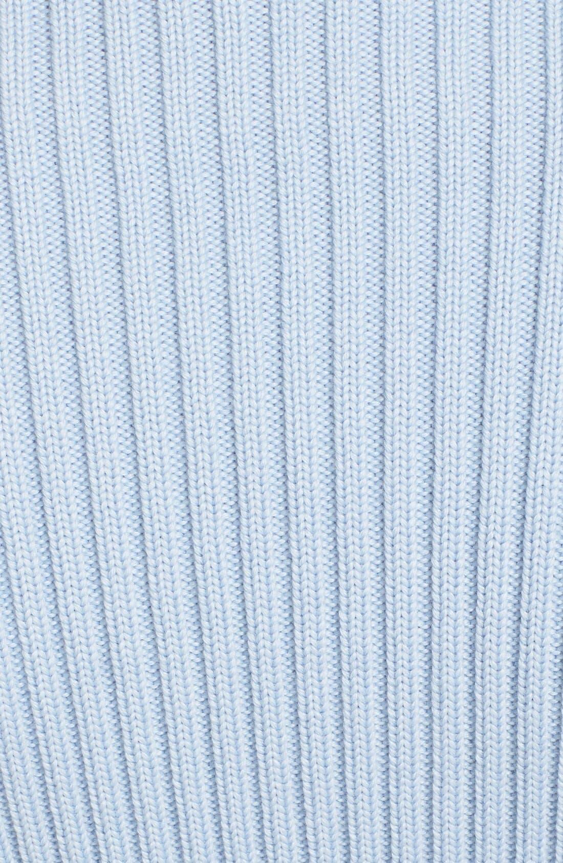 Alternate Image 3  - Jacquemus Cropped Football Shoulder Turtleneck Sweater