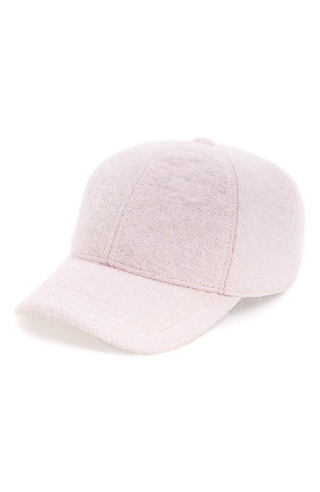Main Image - BP. Wool Blend Baseball Cap