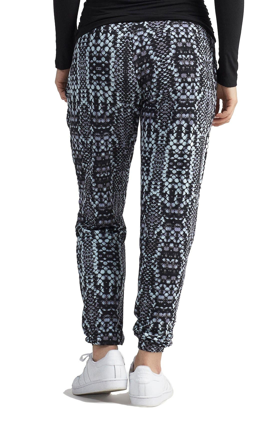Alternate Image 2  - Tart Maternity 'Liviana' Tapered Maternity Pants