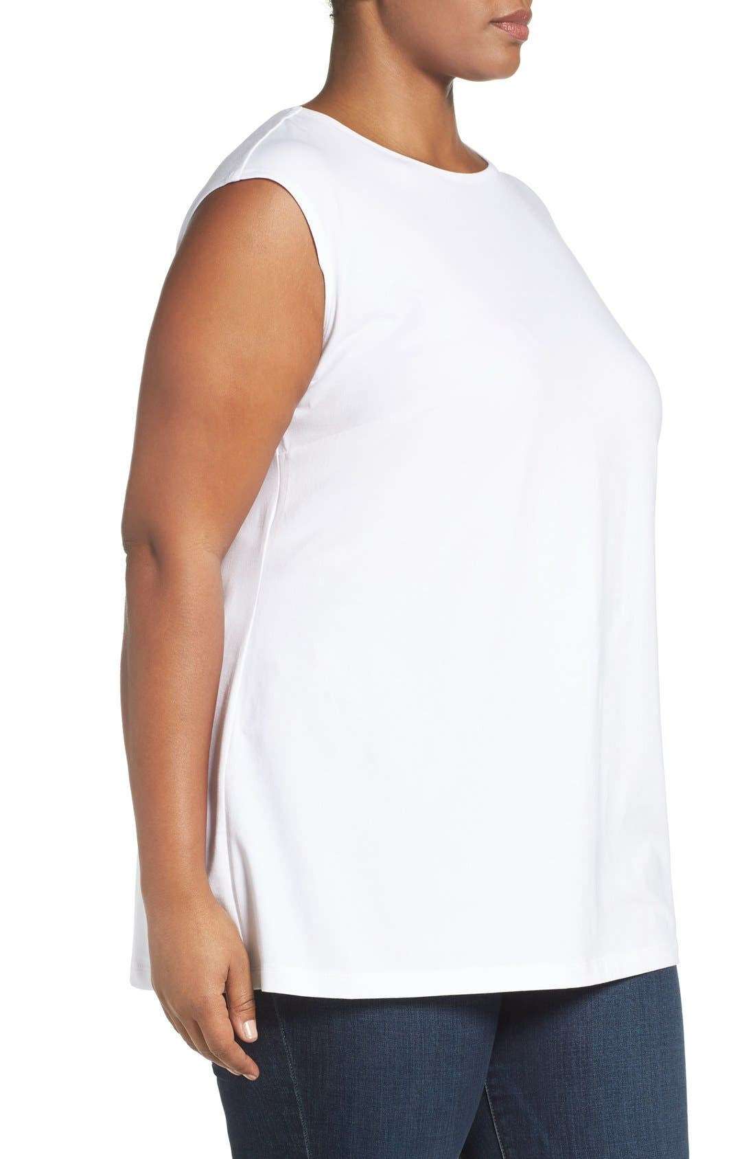 Alternate Image 3  - NIC+ZOE 'Perfect Layer' Tank (Plus Size)