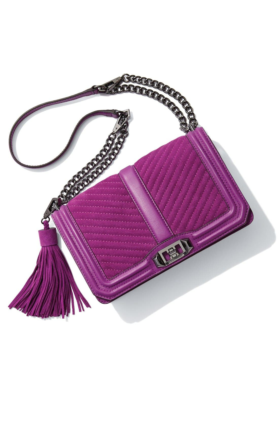 Alternate Image 8  - Rebecca Minkoff Love Crossbody Bag