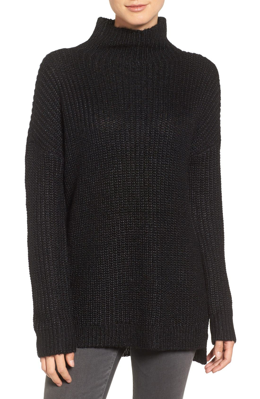Alternate Image 1 Selected - Trouvé Rib Knit Sweater