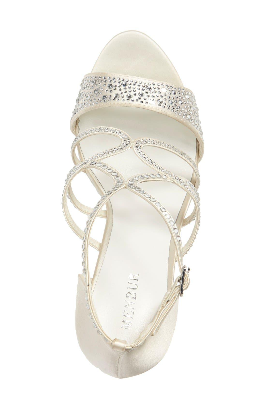 Alternate Image 3  - Menbur Maite Platform Sandal (Women)