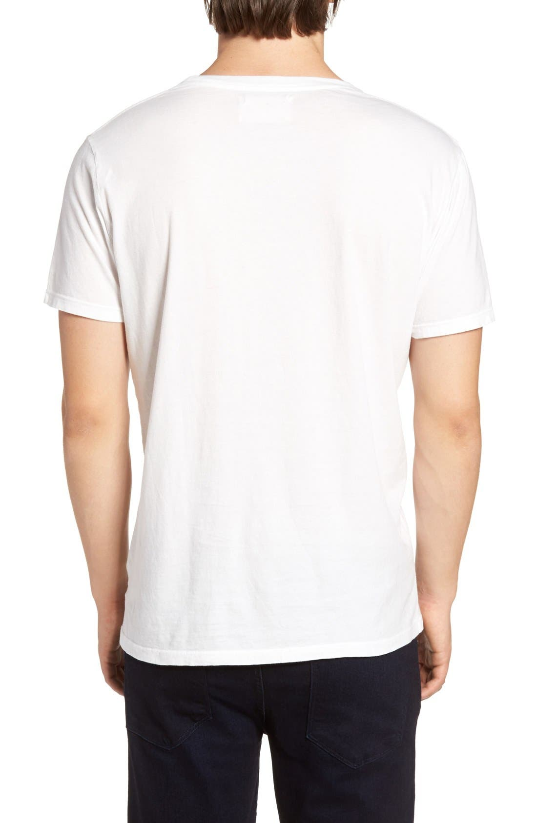 Alternate Image 2  - Vestige Sunken Graphic T-Shirt