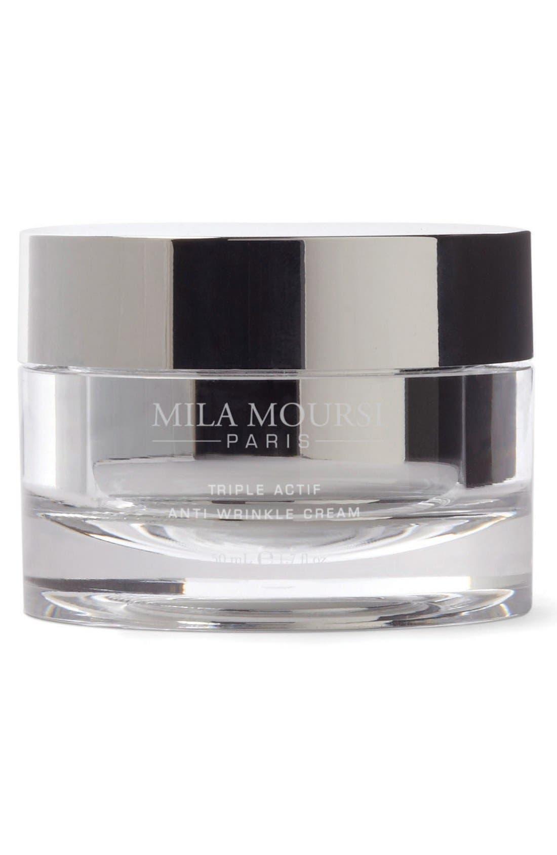 SPACE.NK.apothecary Mila Moursi Triple Actif Anti-Wrinkle Cream