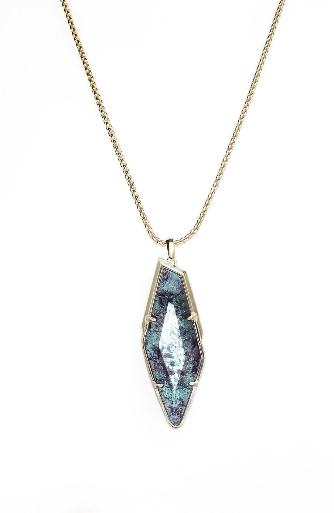 Alternate Image 1 Selected - Kendra Scott 'Beatrice' Pendant Necklace